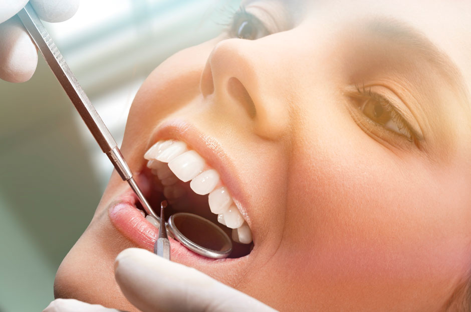 dental patient undergoing functional crown lengthening West Palm Beach, FL